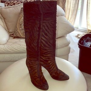 ANDREA PFISTER KNEE HIGH BOOTS